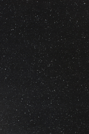 Black star acrylic worktop