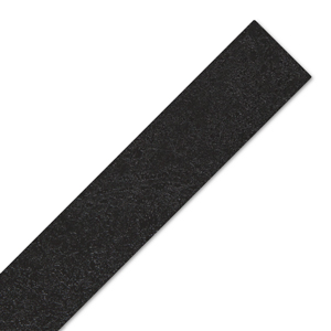 Black Worktop Edging Strip - 1500mm x 45mm