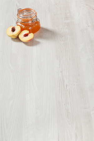 Cascina Pine - White Wood Laminate Worktop Upstand - 3m x 120mm x 18mm