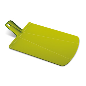 Joseph Joseph Chop2Pot Folding Chopping Board - Green (Large)