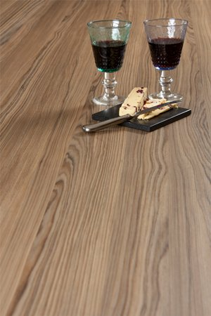 Cypress Cinnamon Worktop Upstand - 3M x 95mm x 12mm