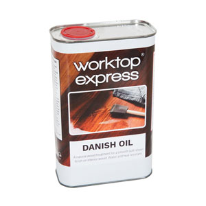 Danish Oil for Worktops - 1L