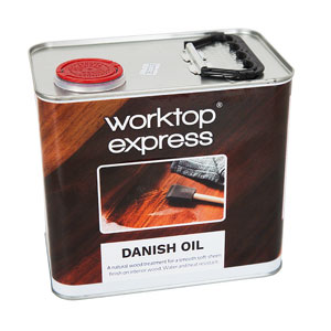Danish Oil for Worktops - 2.5L