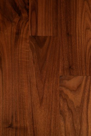 Deluxe black american walnut worktops grain
