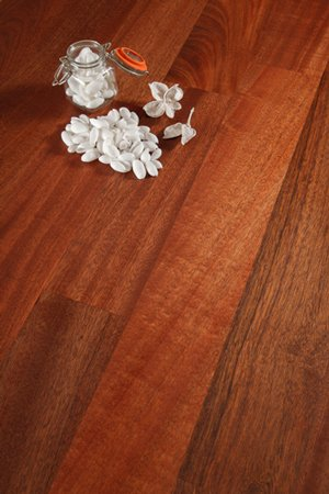 Deluxe Sapele Worktop 90mm Stave 2M X 960 X 40mm