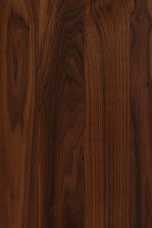 Full stave black american walnut worktops grain