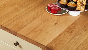 Full Stave Oak Worktop Gallery