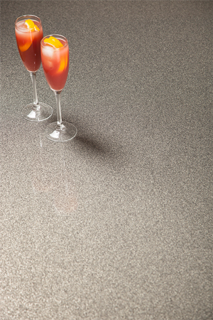 Galaxy Gloss - Glitter Worktop Upstand - 3m x 120mm x 18mm