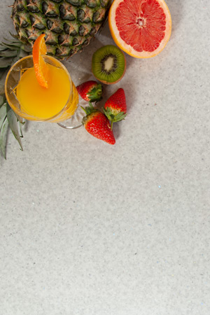 Grey Haze Andromeda Laminate Worktop Upstand -  3000mm X 120mm X 18mm