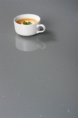 Grey sparkle laminate worktops andromeda