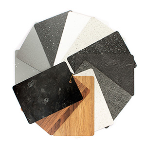 Laminate Worktop Sample Pack A