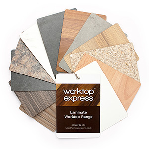 Laminate Worktop Sample Pack B
