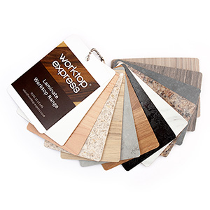 Laminate Worktop Sample Pack