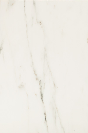 White Marble Laminate Splashback - 3m x 600mm x 6mm