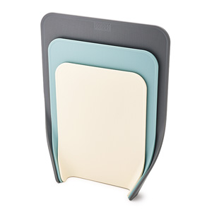 Joseph Joseph Nest 3-Piece Chopping Board Set - Opal