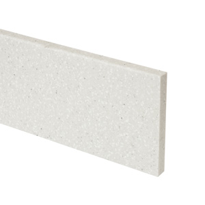Nordic Earthstone Worktop Upstand - 1.8m x 100mm x 13mm