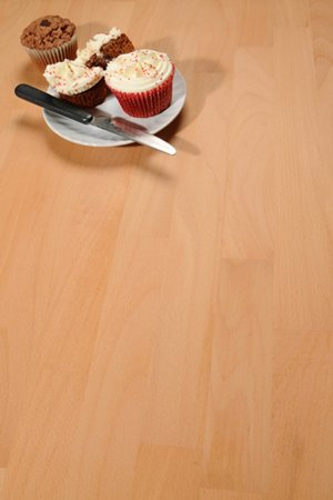 Prime Beech Worktop 2M X 720 X 40mm