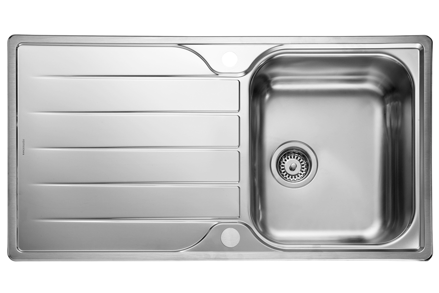 rangemaster kitchen sinks rangemaster michigan overmounted inset sink stainless 1721
