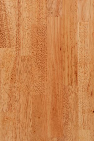 Rubberwood worktops grain