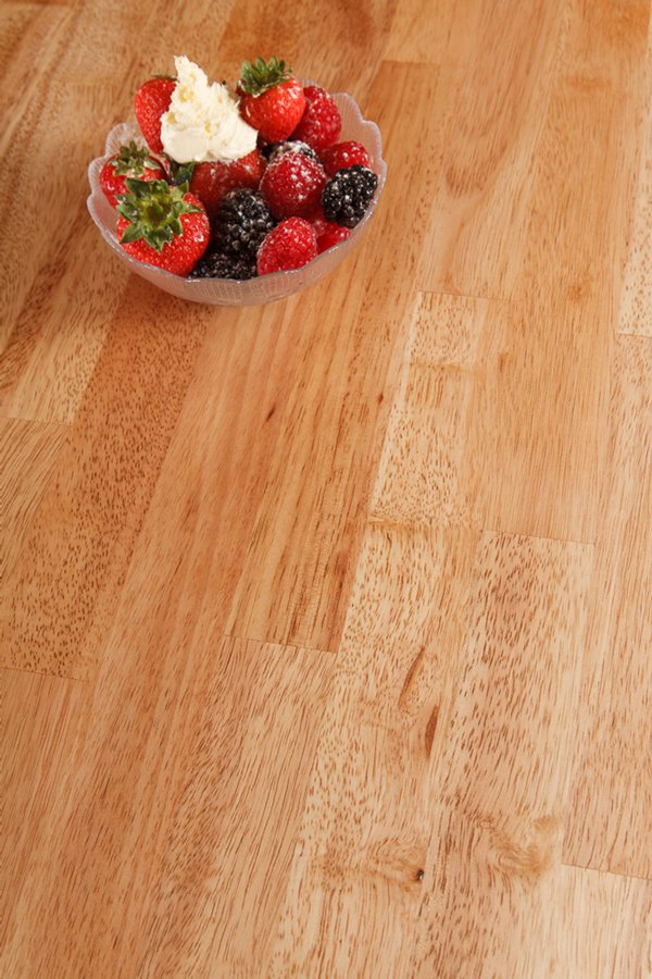Ordinaire Rubberwood Worktops