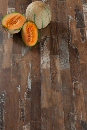 Sealand pine driftwood laminate worktops