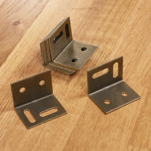 Slotted Angle Brackets (10 pack)