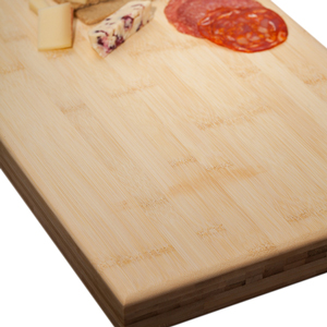 Solid Bamboo Chopping Board