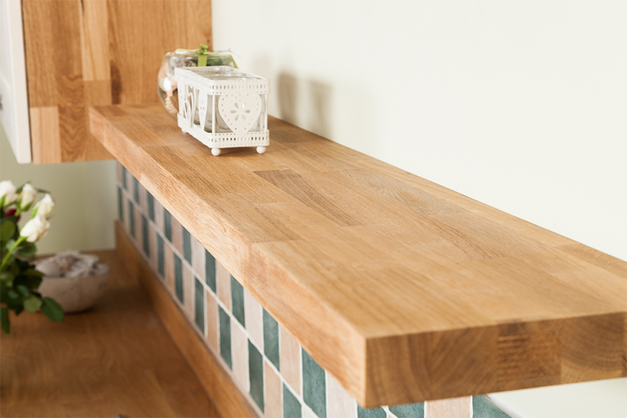 Solid Oak Floating Shelves Oak Shelving Worktop Express Classy Light Oak Floating Shelves