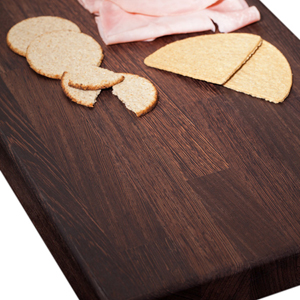 Solid Wenge Chopping Board