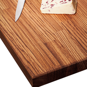Solid Zebrano Chopping Board