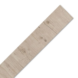 Light Wood Laminate Worktop Edging Strip - Capitol Pine - 1300mm x 44mm