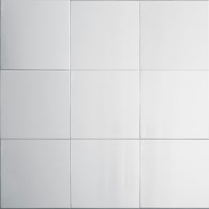 Stainless Steel Tile - 200mm x 200mm x 8mm