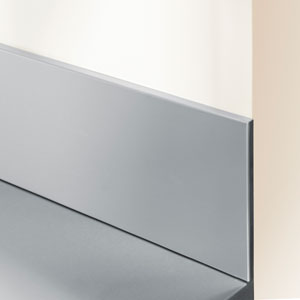 Stainless Steel Upstand