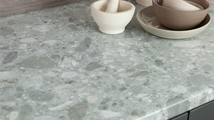Trebbia Stone Laminate Worktops Gallery