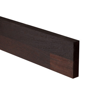 Wenge Worktop Upstand 3M X 80 X 18mm