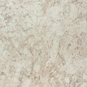 White Granite Laminate Worktop Edging Strip - Spring Carnival - 1300mm x 44mm