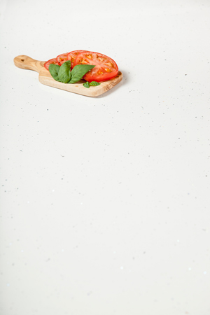 White sparkle laminate worktops