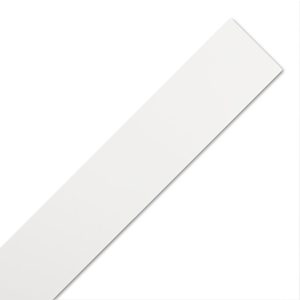 White Worktop Edging Strip - 1300mm x 44mm