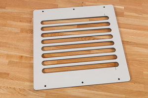 Worktop Drainer Jig - Solid Laminate