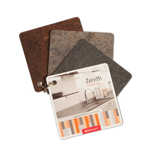 Solid Laminate Worktop Samples