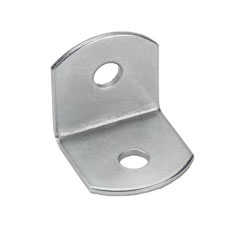 Angle Bracket Zinc Plated 19 x 19 x 1.2mm (10 pack)