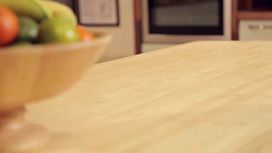 Bamboo Wooden Worktop