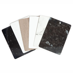Bathroom Laminate Worktop Sample Pack