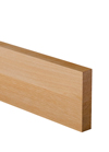 Birch Worktop Upstand 3M X 80 X 18mm