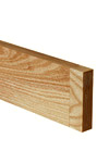 Deluxe Oak Worktop Upstand 90mm Stave 3M X 80 X 18mm