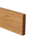 Full Stave Prime Oak Worktop Upstand 3M X 100 X 20mm - 90mm Stave