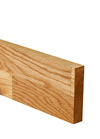 Oak Worktop Upstand 3M X 80 X 18mm