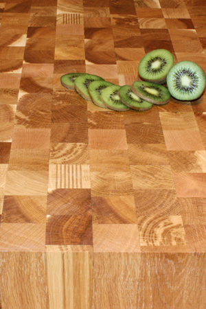 Oak End Grain Butchers Blocks
