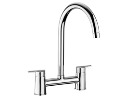 Rangemaster Chrome Bridge Tap (TBL2CM)