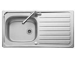 Rangemaster Leisure Lexin Single Sink - Large